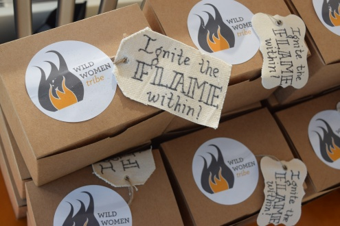 Ignite the flame within - who doesn't love swag??